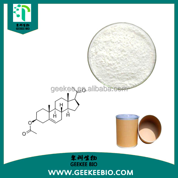 Pregnenolone Acetate 99% High Purity 1778-02-5 / Pharmaceutical Grade