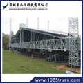 high quality aluminum box truss music concert event truss