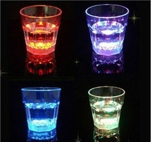 led lamp cup led neon glass cup Halloween birthday party led lamp cup
