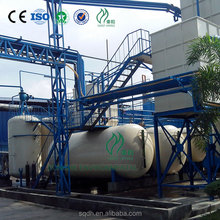 ZL-3 100 tpd used engine oil to base oil diesel oil recycling plant