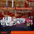 Professional Stainless steel Commercial kitchen equipment for sale/kitchen equipment prices