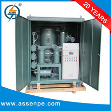 ZYD type transformer oil purification,oil water removal equipment