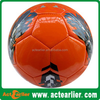 cheap custom made machine stitched soccer ball football