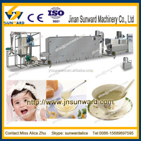 Efficient automatic puffed baby food equipment, nutritious power line, baby food maker