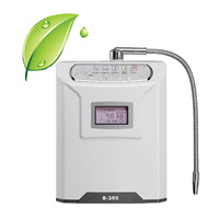 Alkaline water machine CE alkaline water ionizer