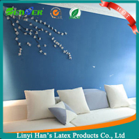 Water based building coating wall paint