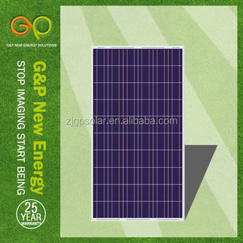 new 260 watts solar panel polycrystalline Silicon Material solar panel module pv manufacturer silicon for off-grid system