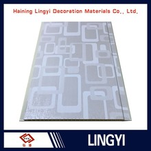 China best seller interlocking pvc ceiling wall panels