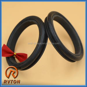 China Wheel Loader Parts D6H Track Roller Floating Seals