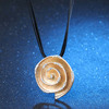 Crystal Rose Necklaces For Women New