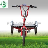 Chinese flat three wheeler for cargo