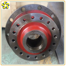XMCG Motor Grader GPH185 axle spare parts for Liangyu Grader brake hub engineering axle part
