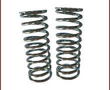 Long working life spring steel zinc compression spring