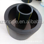 ISO4427 Standard 10 inch hdpe drain pipe for sewer