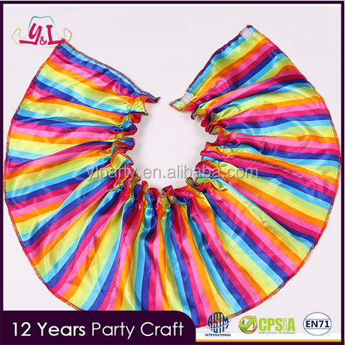 2016 clown clothes for party decoration