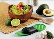 kitchen tool 3 in 1 avocado / avocado cutter or slicer