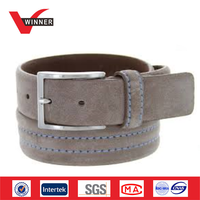 2015 Plain Men Argentina Leather Belt