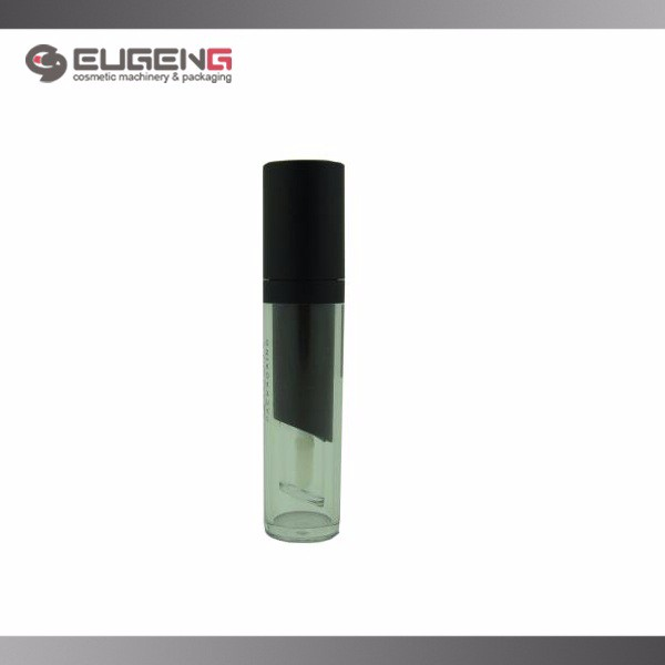 Cosmetics Usage and Plastic Material empty lip gloss tube containers