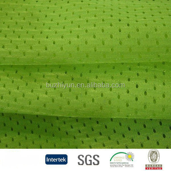 polyester reflective mesh fabric for safety garment-EN471