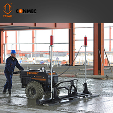 Hot Seller Hydraulic Laser Concrete Screed with 3 meter plate blade for Leveling