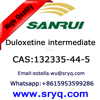 High Purity Duloxetine intermediate (S)-(-)-N,N-Dimethyl-3-hydroxy-3-(2-thienyl)propanamine cas 132335-44-5