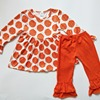 Halloween Pumpkin Baby Clothes Factory Giggle