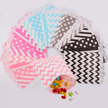Shopping Websites Packaging Supplies Pouches Kraft Paper Candy Bag Party Birthday Supply Favour Gift Popcorn Pouch
