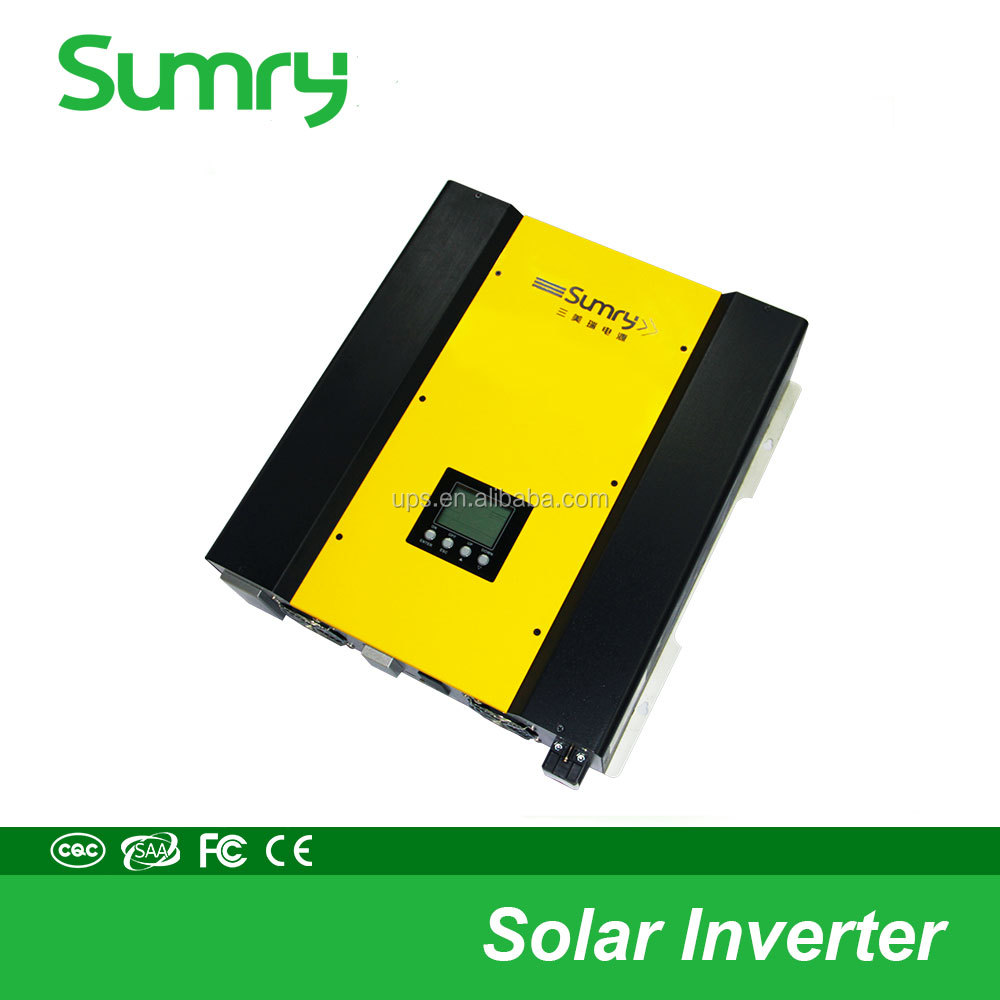 3000watts pure sine wave solar off grid and grid-tie inverter with charger