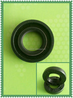 Frame oil sealing
