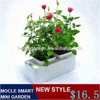 plastic tube flower vase