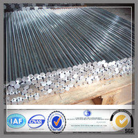 Best price raw material 99.995% pure round zinc bar