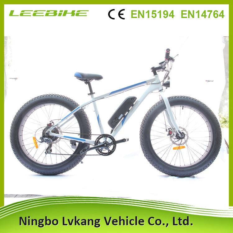 fat trike cargo bycicle electric bicycle shrinker