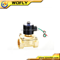 high speed coil 24v 1 inch water solenoid valve