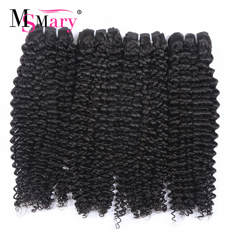 Original Brazilian Human Hair 4c Afro Kinky Curly Hair Weave Extension Beauty Wholesale Alibaba Express For Black Women