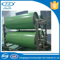 Two-layer industrial spary coating teflon coating