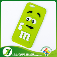 Customized LOGO silicone protective phone case