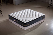 Bedroom Furniture Type And Home Furniture General Use Red Color 7-zone Pocket Spring Mattress