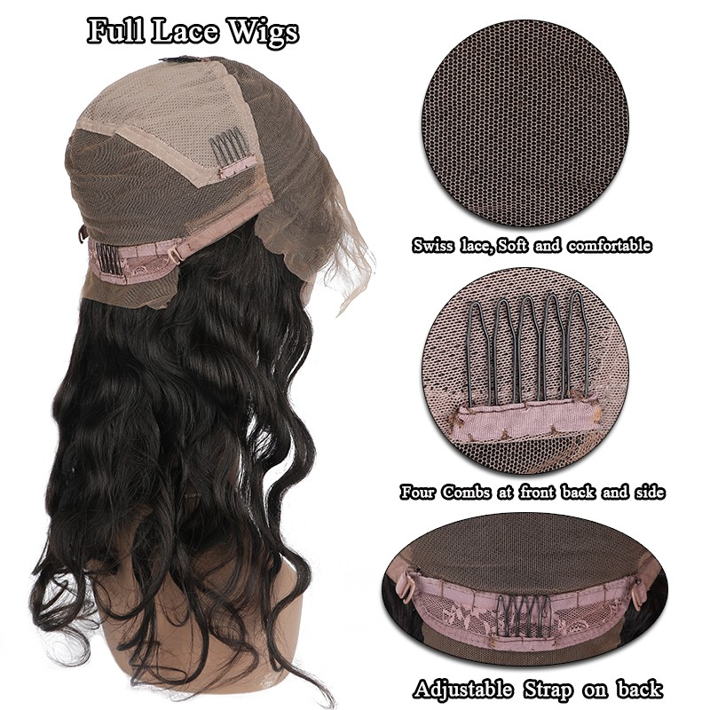 Full lace Wigs Detail-1