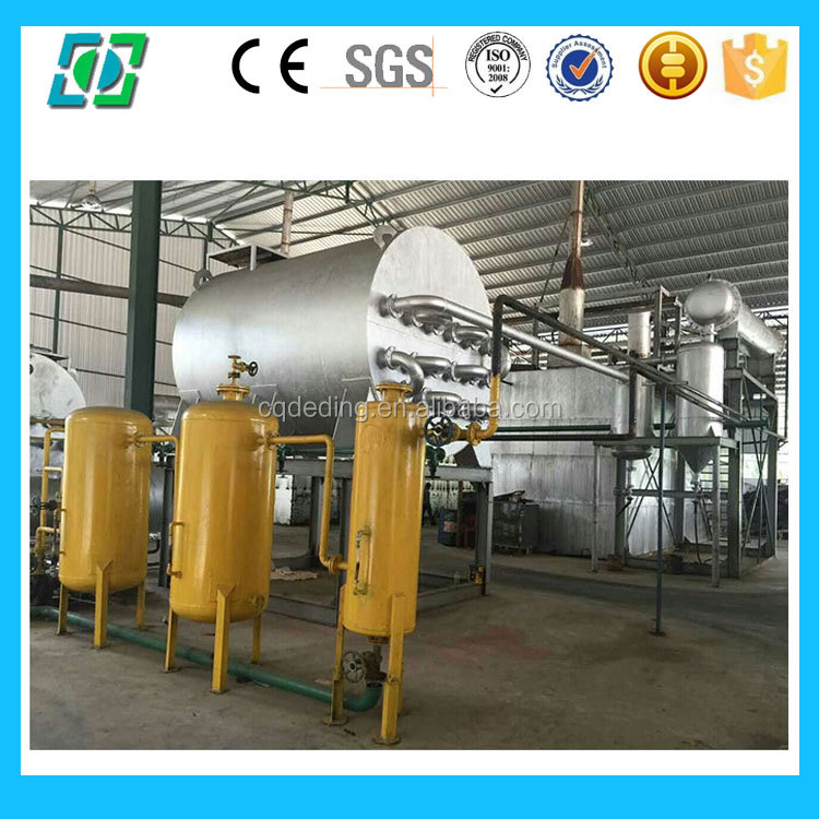 DDB Waste Transformer Engine Oil Sludge Treatment Machine