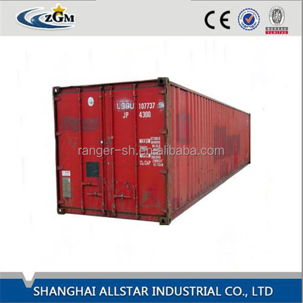 container types/container shipping companies/dry cargo container
