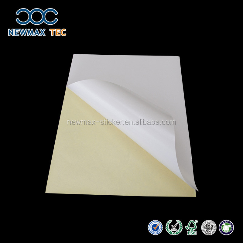 Acrylic mirror roll sticker self adhesive paper