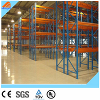 china supplier stackable steel rack garage shelving light duty metal shelves for the stores