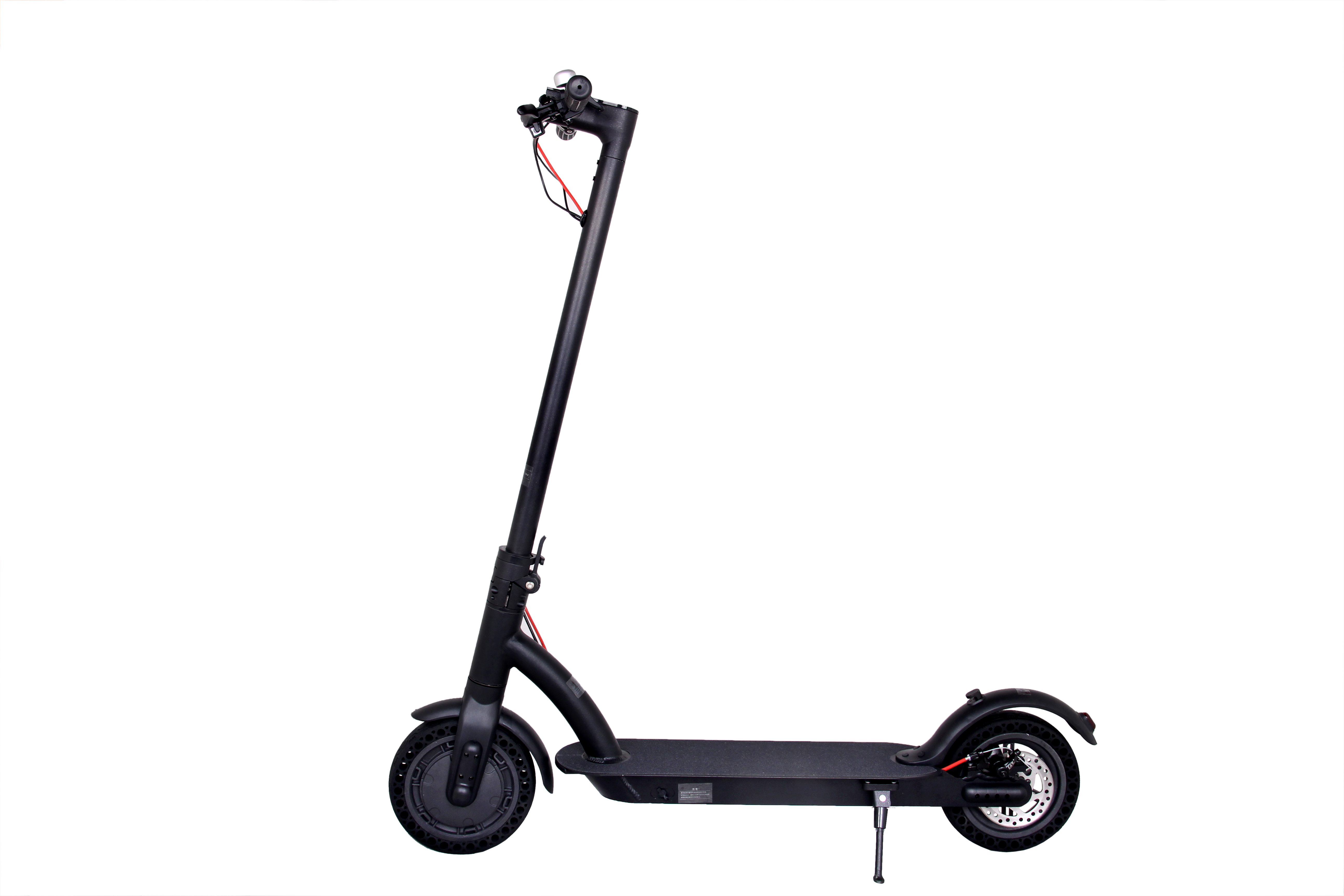 Tire size 8.5inch one year warranty LED highlights Electric scooter 36V 7.8A