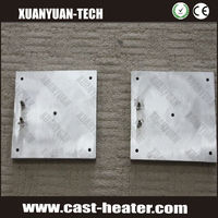 Casting Aluminum Heater Hot Plate Used in Hydraulic Machine