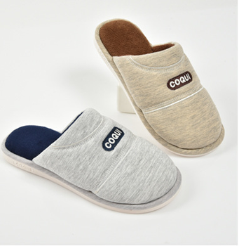 Warm home slippers Men and women slippers