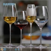 SANZO Hot Sale Handmade Spanish Crystal Essential Wine Glass