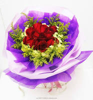 Fresh Flower Hand Bouquet