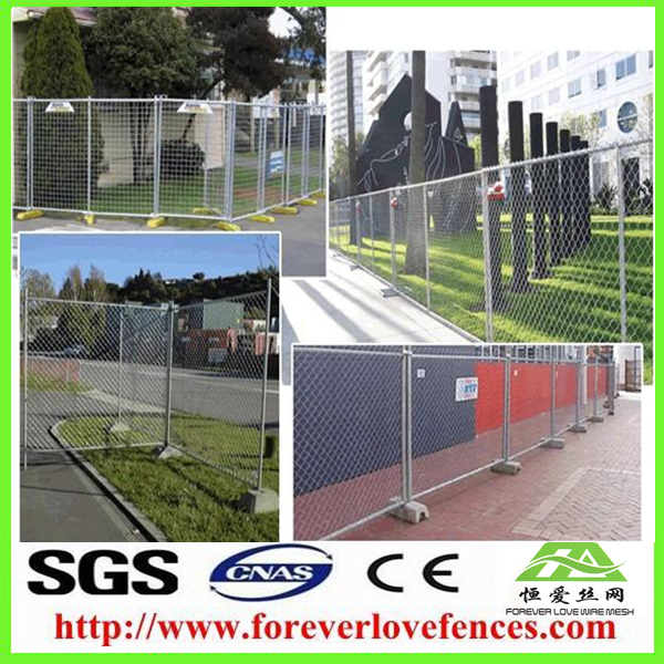 Direct Factory Price temporary metal fence / outdoor dog fence