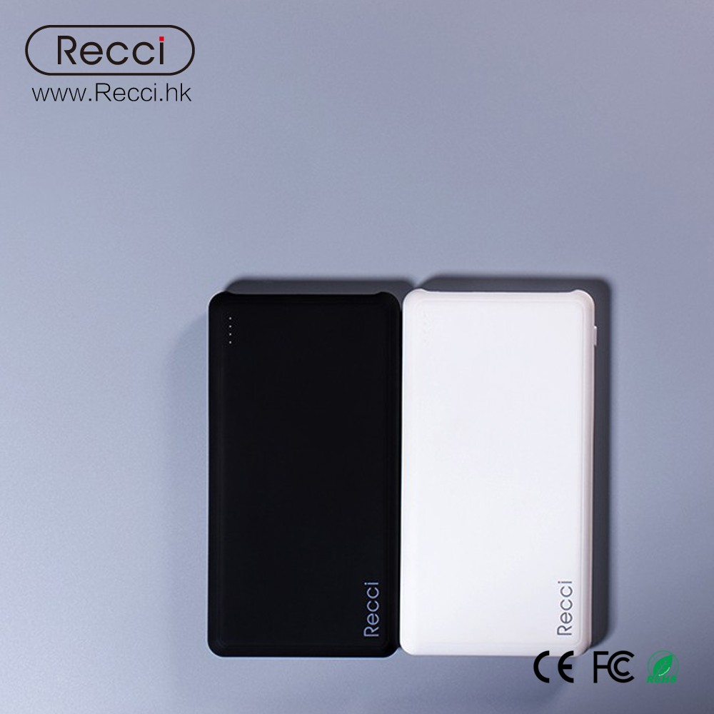 Private New Design Plus A+Grade Battery 2.1A 3.1A Portable Power Bank, Chargeur Externe