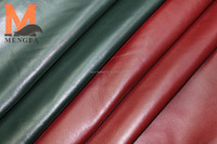 pickled sheep skin in multi colors genuine nappa leather